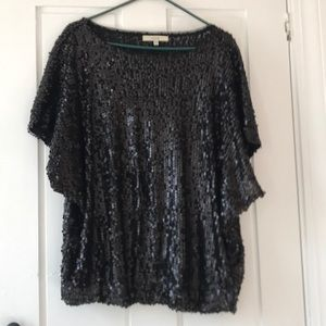 Tops - Sejour (Nordstrom) sequined top